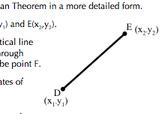 Common Core Geometry Practice (Distance & Midpoint Formulas) GPE.1 GPE.2 GPE.4