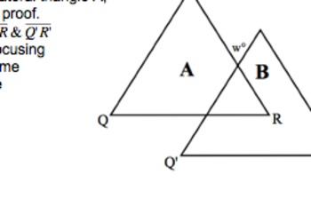 Common Core Geometry Practice (G.CO.10 & 11 Triangles & Qu