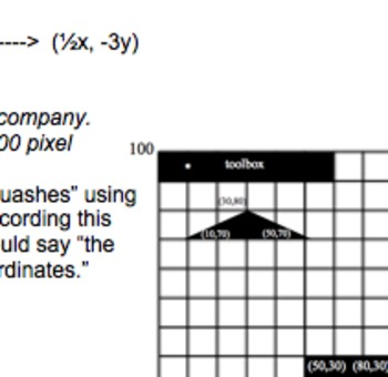 Common Core Geometry Practice (Mappings & Transformations