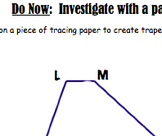 Common Core Geometry Practice & Activity (Rotations G.CO.3, G.CO.4, G.CO.5)
