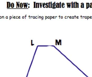 Common Core Geometry Practice & Activity (Rotations G.CO.3
