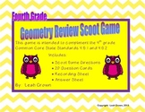 Geometry Review Game:  Reviews Points, Lines, Rays, Segmen