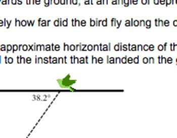 Common Core Geometry:  Similarity, Right Triangles, & Trigonometry Bundle G.SRT