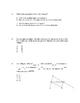 Common Core Geometry Unit 5 Test