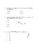 Common Core Geometry Unit 8 Test