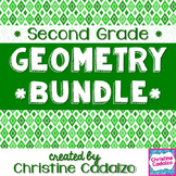 Second Grade Geometry Bundle