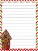 Common Core Gingerbread House Thematic Unit Bundle