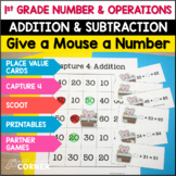 Common Core: Give a Mouse a Number, Number and Operations in Base Ten