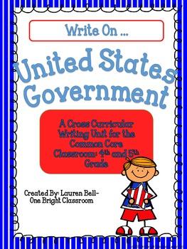 Common Core Government Writing Unit