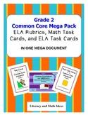 Common Core Grade 2 Mega Pack