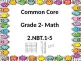 Common Core Grade 2 NBT.1-5