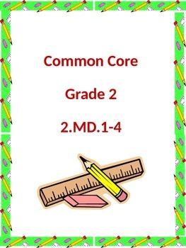 Common Core Grade 2.MD 1-4