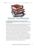 Common Core Grade 4 Reading Informational Guide RI.4.5 Tex