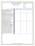Common Core: Grade 5 Math Documentation