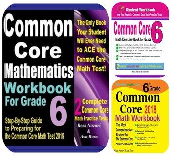 Common Core Grade 6 Math Comprehensive Preparation Bundle