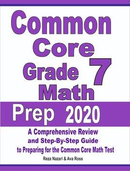 Common Core Grade 7 Math Prep 2020: A Comprehensive Review