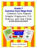 Common Core Grade 7 Mega Pack