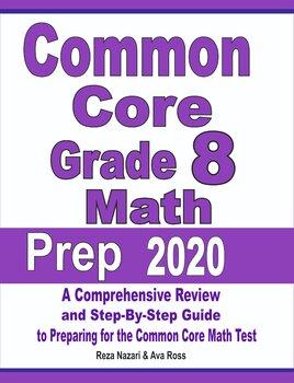 Common Core Grade 8 Math Prep 2020: A Comprehensive Review