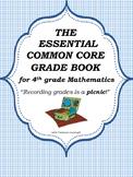 Math-Common Core Grade Book Grade 4
