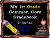 Common Core Gradebook for 1st Grade