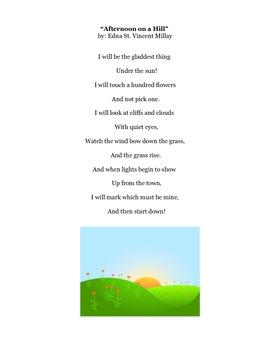Common Core Grades 2-3 Exemplar Poetry
