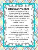 Common Core Grammar Practice- 3rd Grade