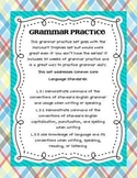 Common Core Grammar Practice- 3rd Grade