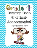 Common Core Grammar Practice for 4th Grade!
