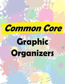Common Core Graphic Organizers - Grades 6-12