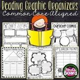 Reading Graphic Organizers - Common Core Aligned