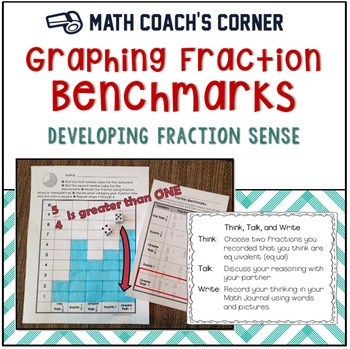 Fractions: Graphing Benchmarks