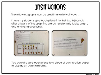 Common Core Graphs- 2nd Grade 2.MD.10