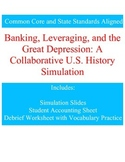 Banking and the Great Depression: a Collaborative U.S. His