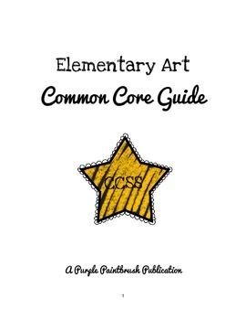 Common Core Guide for Elementary Art (K-5)
