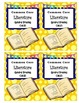 Common Core Guided Reading Question Cards