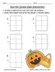Common Core Halloween Double Digit Subtraction with BORROWING