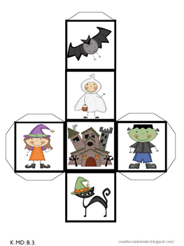 Halloween Math- Common Core
