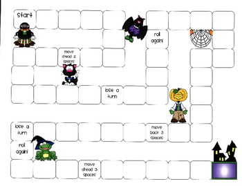 Common Core Halloween Place Value Game
