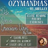 Ozymandias and Ode on a Grecian Urn