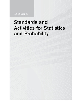 Common Core High School Statistics and Probability Math Lessons