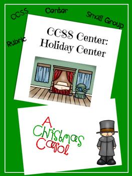 Christmas  Holiday Center Activity