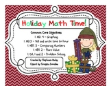 Common Core Holiday Math Centers