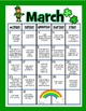 Common Core Homework Packet for March