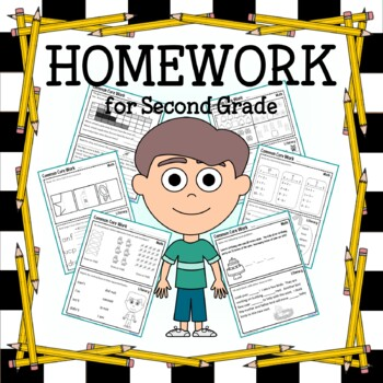 Homework for Second Grade Common Core
