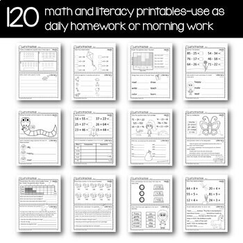 Homework for Third Grade Common Core