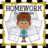 Homework for Third Grade Common Core