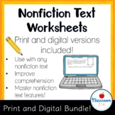 Common Core Information and Nonfiction Text Reading Skills