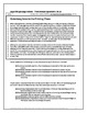 Common Core: Informational Reading Tools(Pre-Tests,Strategy Sheets,Skill Charts)