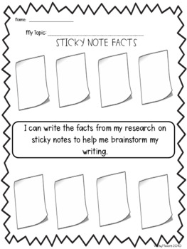 Common Core Informational Writing
