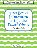 FSA Writing / Common Core Writing Packet Grades 3-5